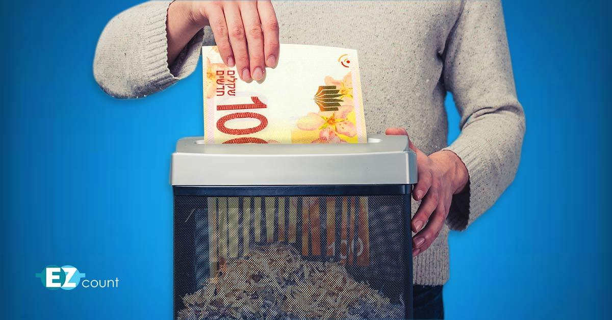 חוק המזומן ואיך הוא משפיע על עסקים
