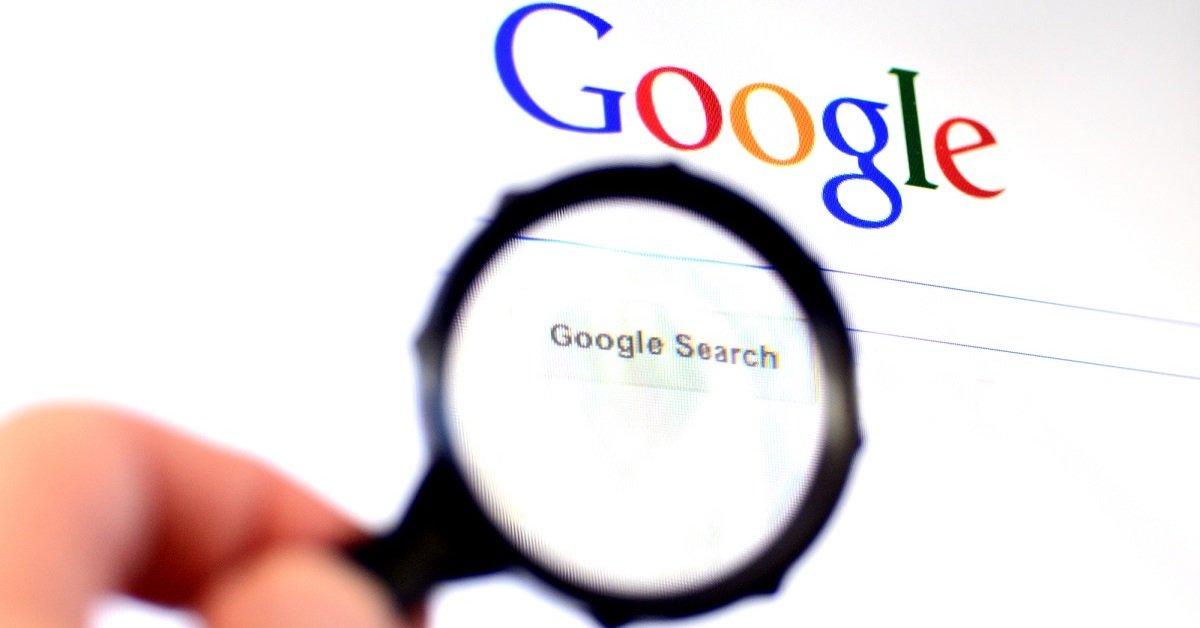 שורת חיפוש של גוגל