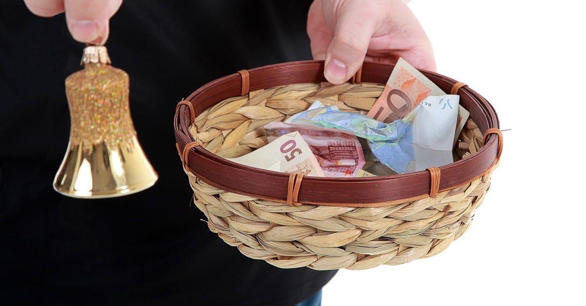 גביית כסף מלקוחות במזומן